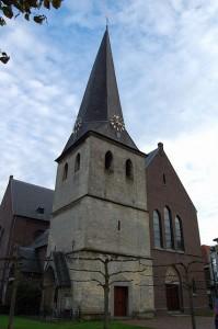 De Willibrorduskerk te Stramproy