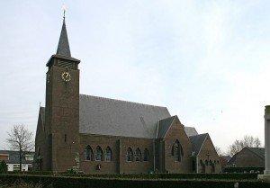 De H. Cornelius kerk te Swartbroek